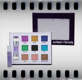 Urban Decay eye set kit