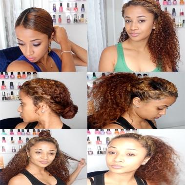 6 Quick Curly Hairstyles No Heat Letnicoletalk